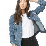 Levis Trucker Jacket from Forever 21