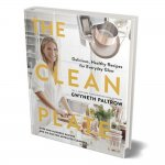 "Gwyneth Paltrow ""The Clean Plate: Eat, Reset, Heal"" Cookbook"