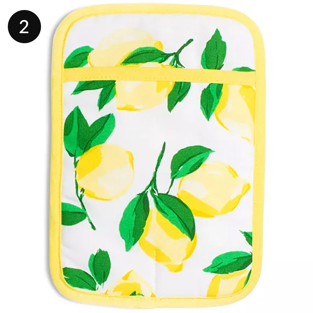 Kate Spade Make Lemonade Pot Holder