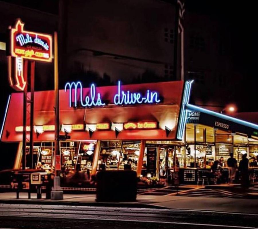 Mel's Drive In Sherman Oaks