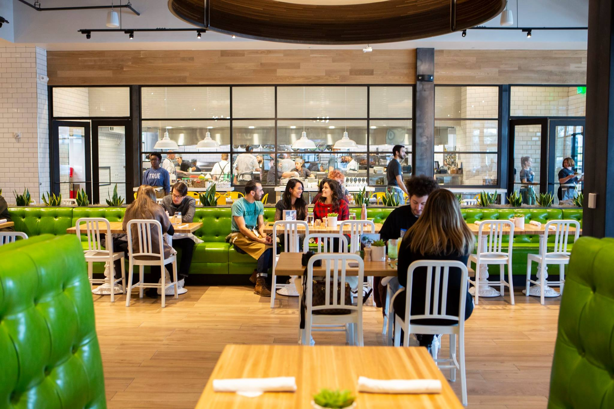 True Food Kitchen Millennial Dining Inside
