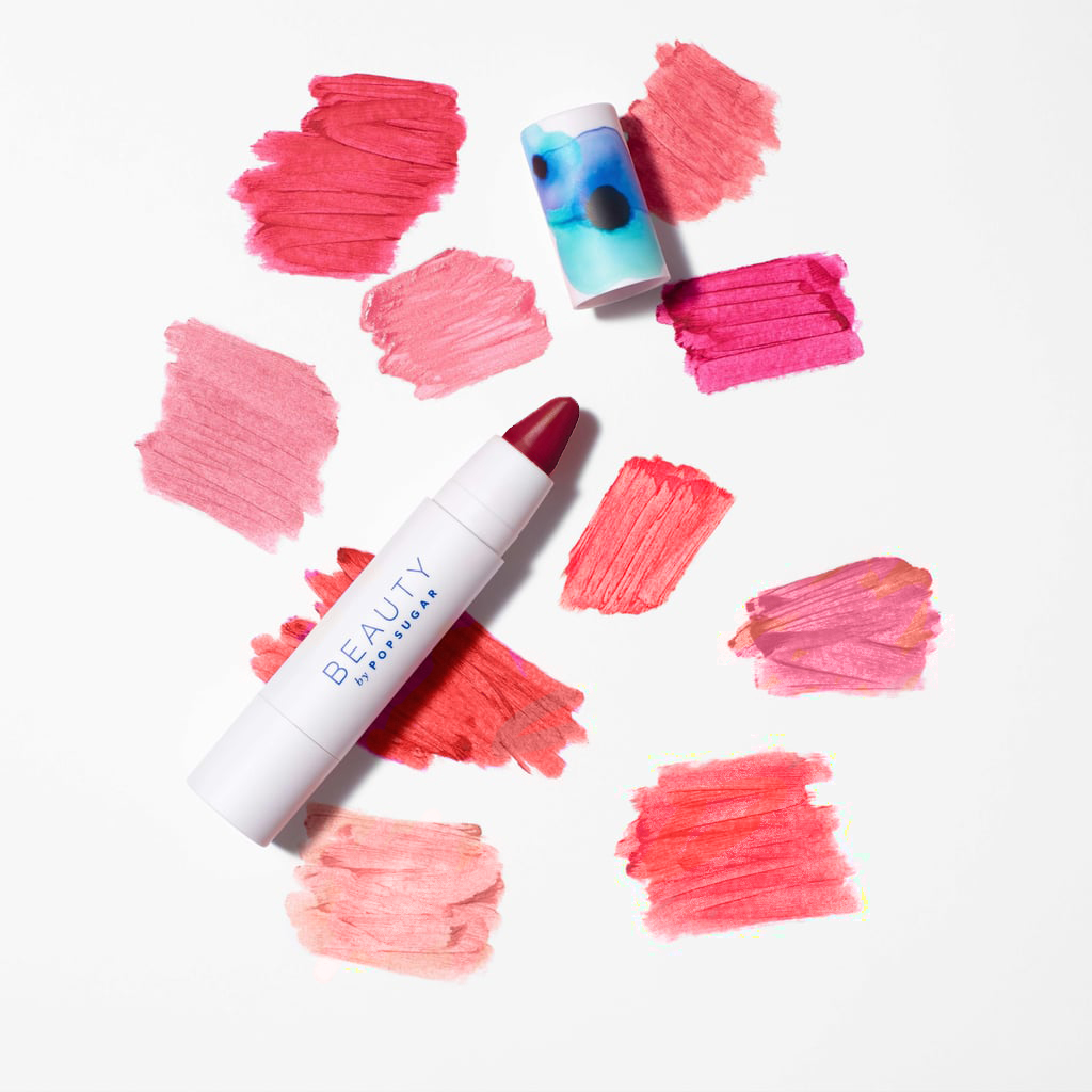 Beauty by PopSugar Sweet Stx Satin Matte Lip Color in Make a Move