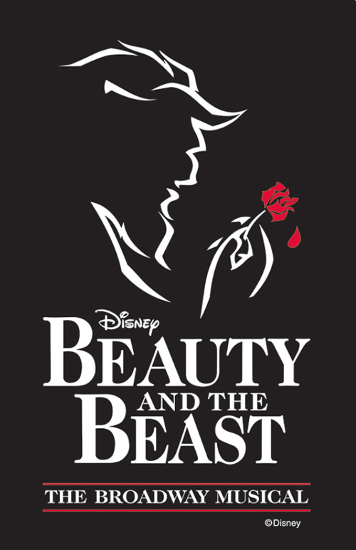Beauty and the Beast The Broadway Musical Poster
