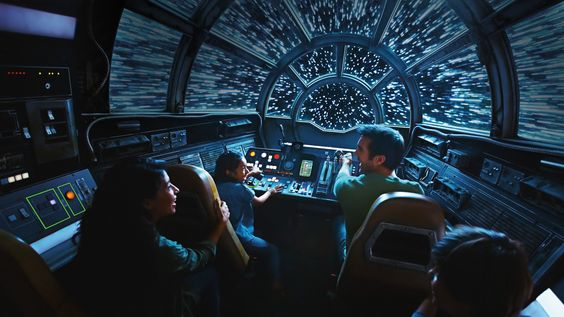 Millennium Falcon: Smugglers Run Opening May 31, 2019