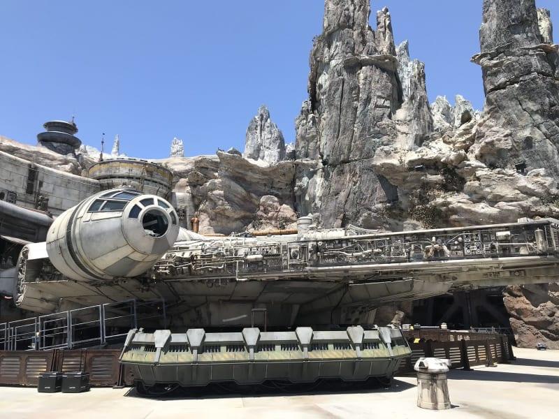 Millennium Falcon: Smugglers Run, Photo: Buzzfeed