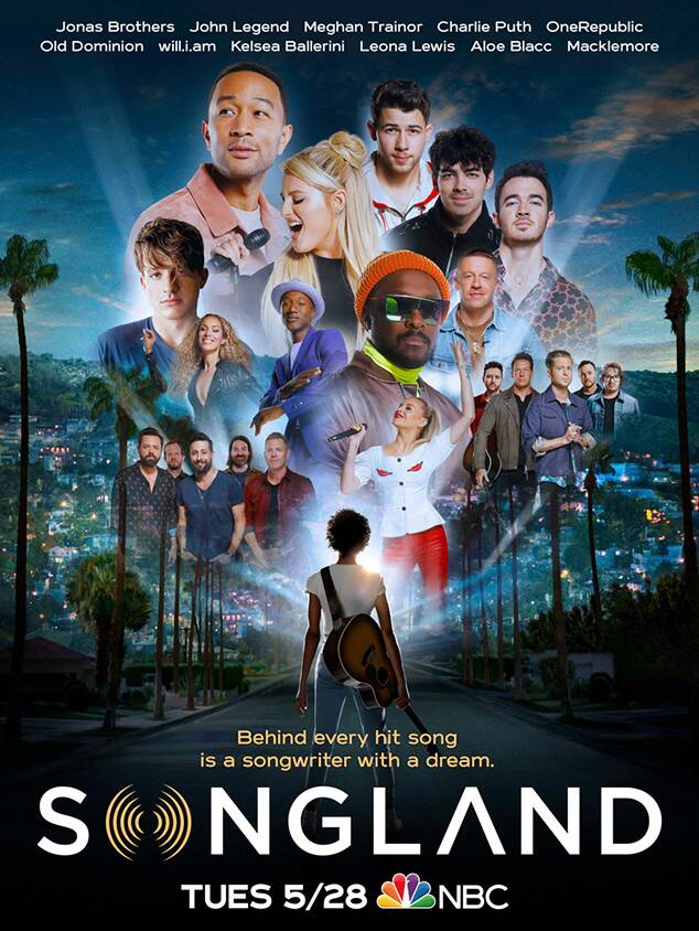 Songland on NBC Premiere Poster