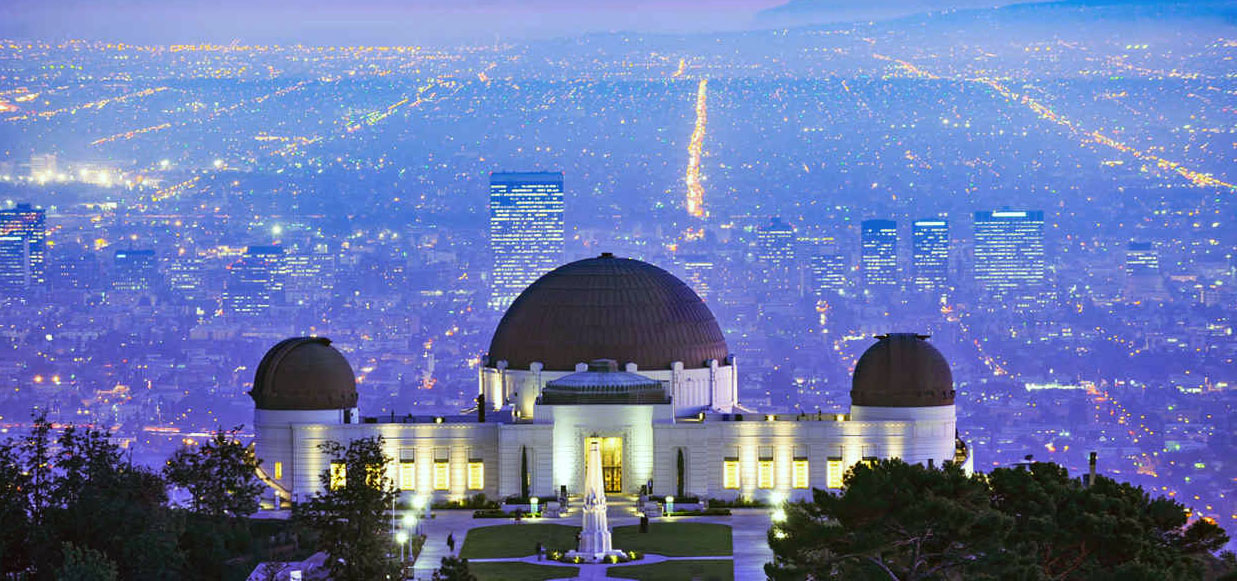 Photo: Visit California, Griffith Observatory at Night