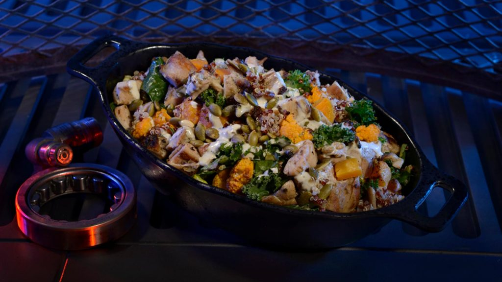 Roasted Endorian Tip-Yip Salad