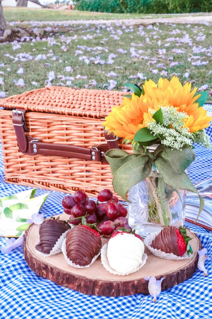 Up Inspired Picnic: Crate & Barrel Acacia Wood Server