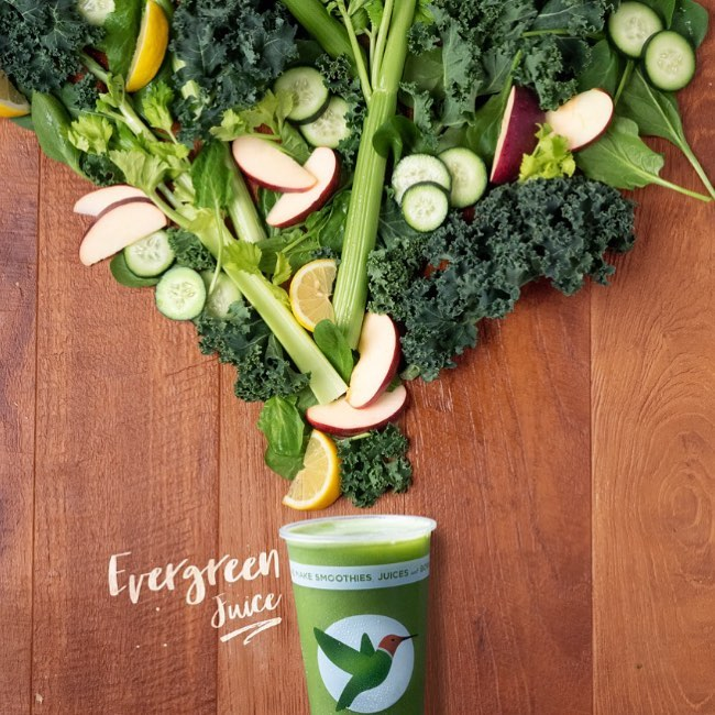 Robeks Evergreen Juice