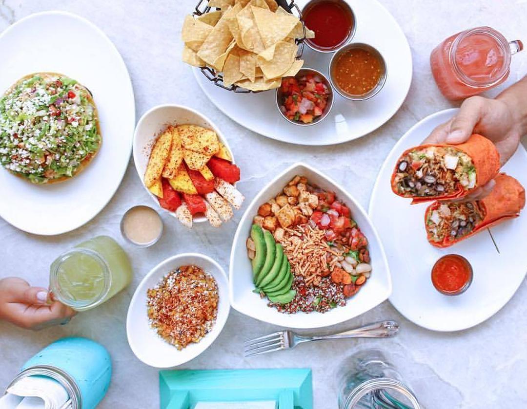 Tocaya Organica Food, Bowls and Burritos