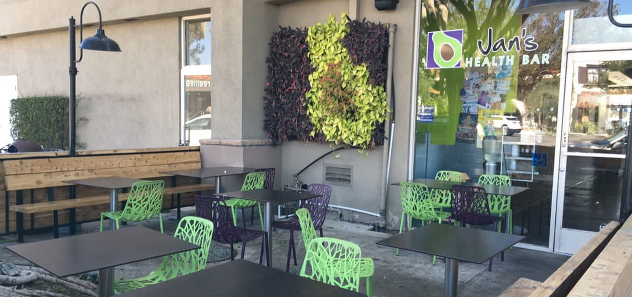 Top 5 Friday Best Juice Bar Jan's Health Bar Exterior