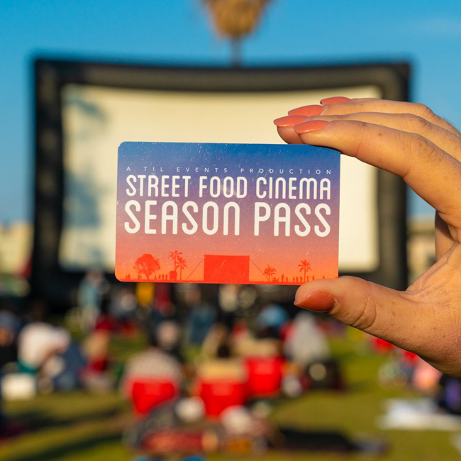 Street Food Cinema Season Pass