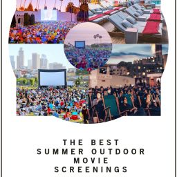 Top Five Friday: Best Outdoor Summer Movie Screenings