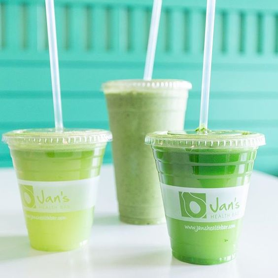 Top 5 Juice Bars: Jan's Health Bar