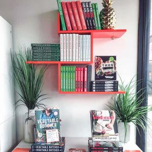 Vibe Organic Kitchen and Juice Books for sale