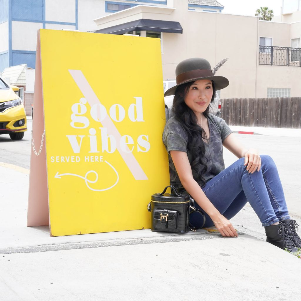 Good Vibes at Vibes Cafe Long Beach