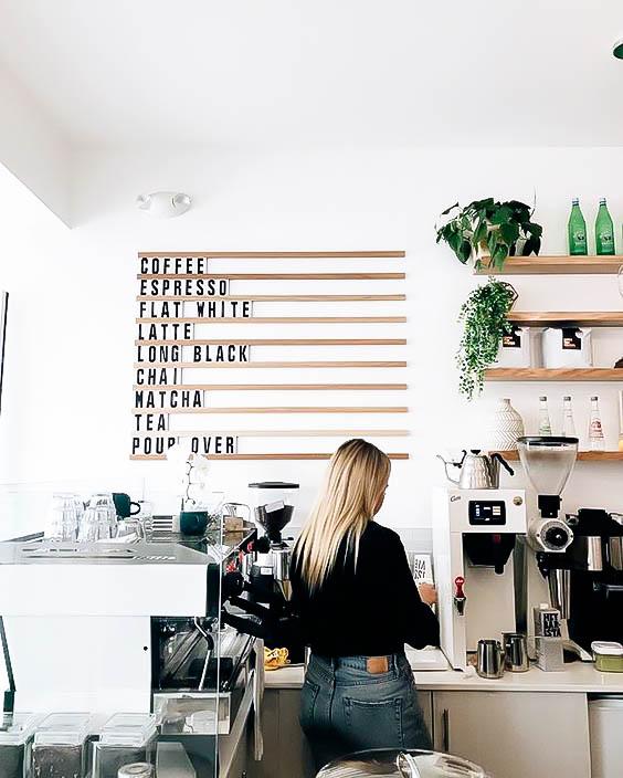 Vibes Cafe Drink Menu