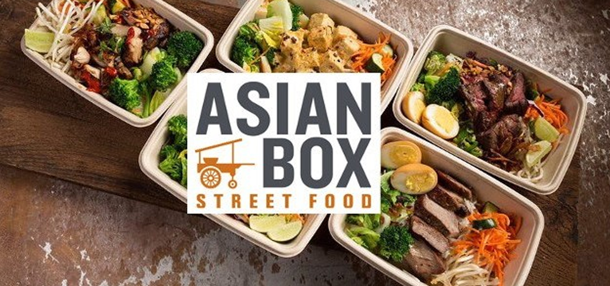 Asian Box Healthy Japanese Food