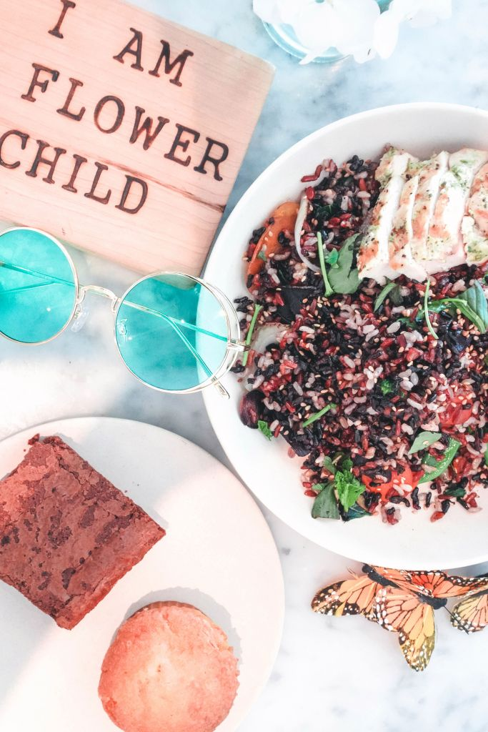 Flower Child Healthy Food