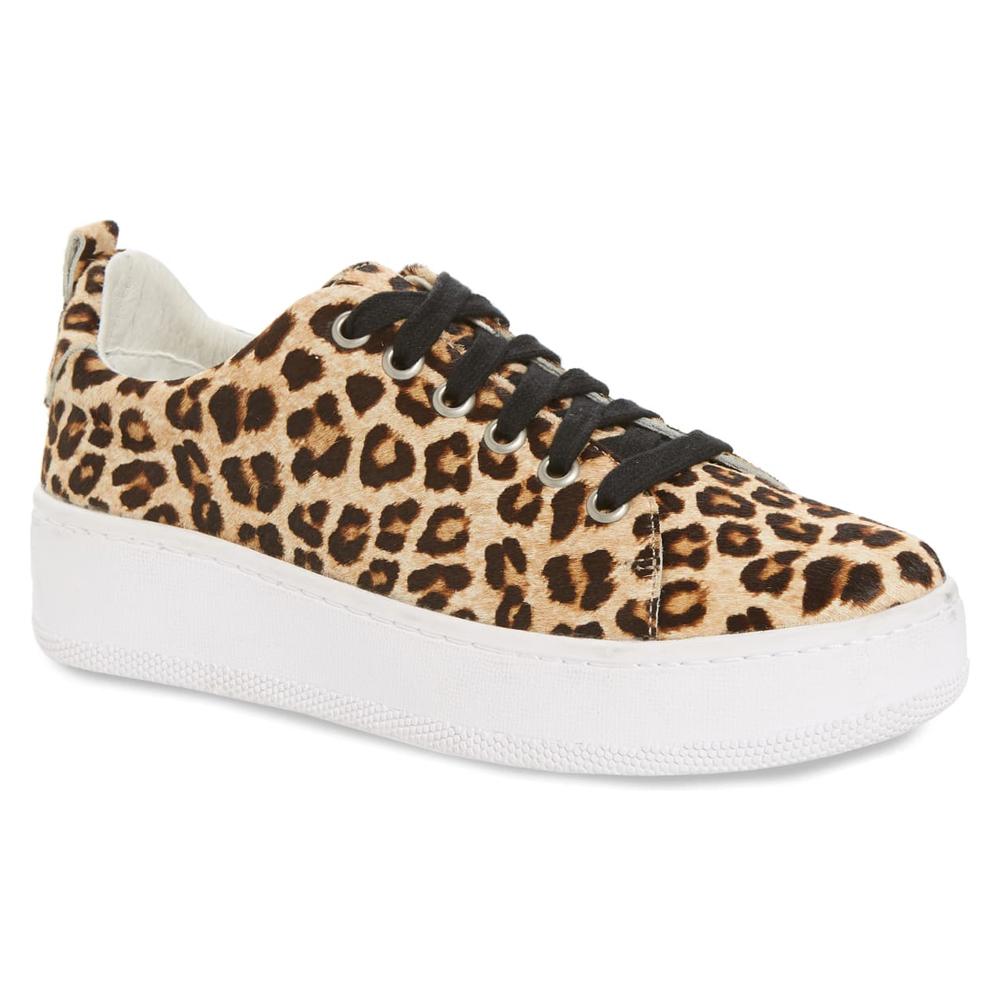 Halogen Ivie Leopard Sneaker, Nordstrom's Anniversary Sale 2019 Animal Print Trend