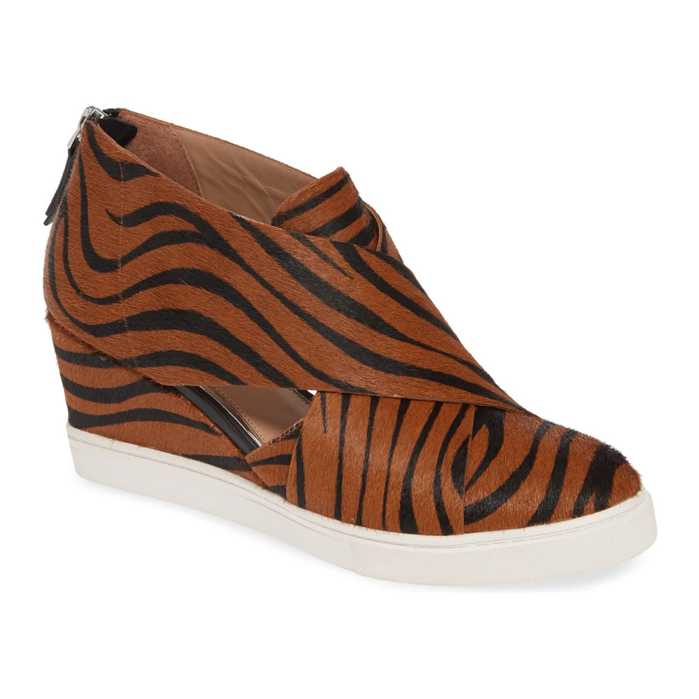 Linea Polo Faith Wedge Zebra Pump, Nordstrom's Anniversary Sale 2019 Animal Print Trend
