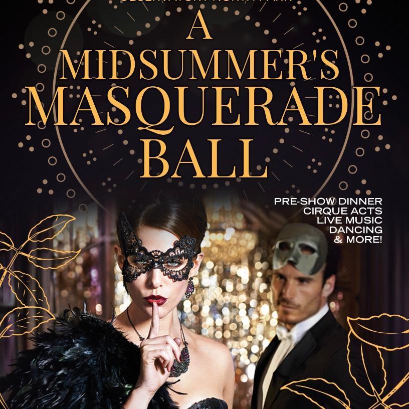 A Midsummer's Masquerade Ball