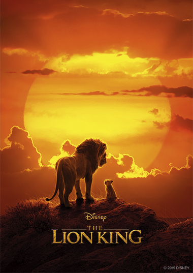 The Lion King 2019 Movie Poster