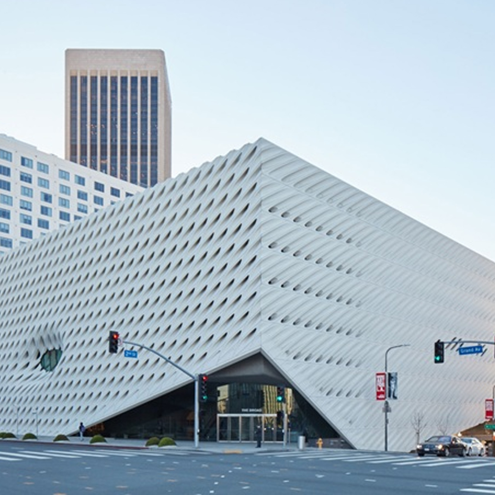 The Broad Downtown LA