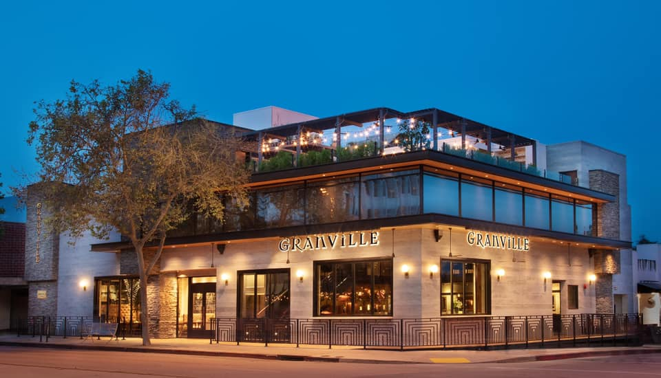 Best Places in Pasadena: Granville Restaurant