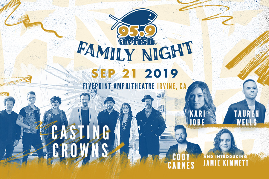 Fish Family Night 2019