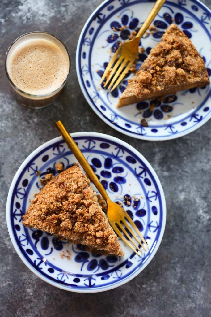 Primavera's Kitchen: Gluten Free Dairy Free Pumpkin Coffee Cake