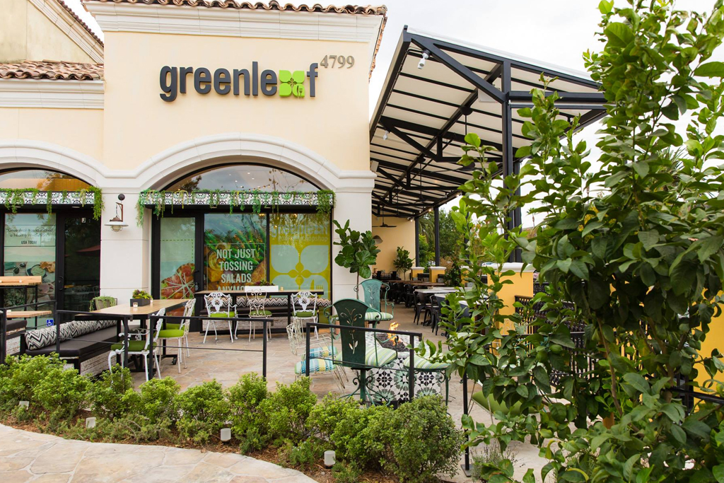 Greenleaf Gourmet Chopshop Calabasas Location