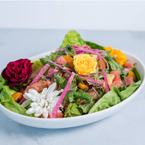 Photo: Greenleaf Chopshop Flower Power Salad