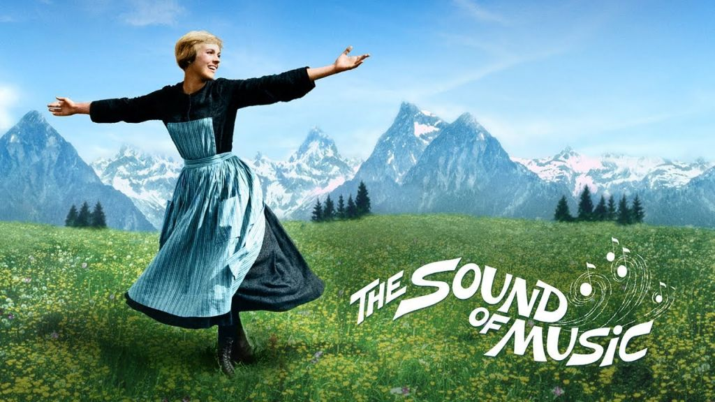 Sound of Music Sing-a-Long at the Hollywood Bowl, Julie Andrews