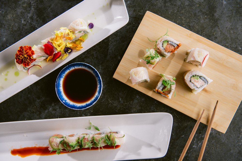 Cloak and Petal Little Italy San Diego Sushi