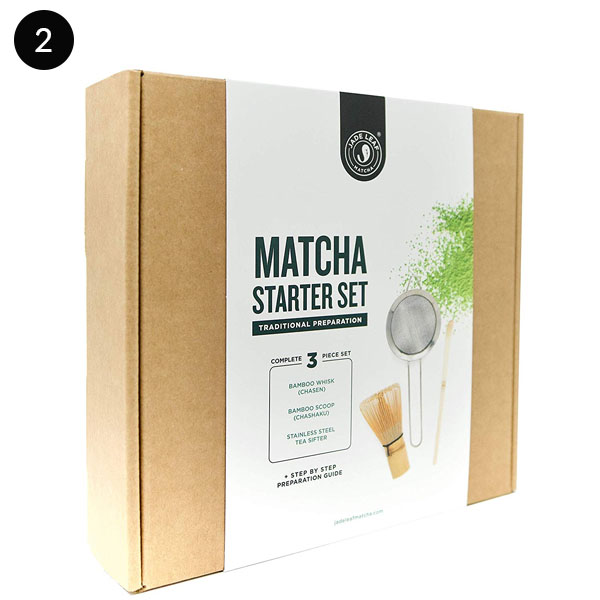 Jade Leaf - Traditional Matcha Starter Set
