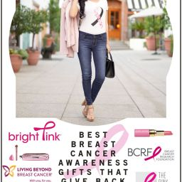 Top 5 Friday: Best Breast Cancer Awareness Gifts that Give Back October 2019