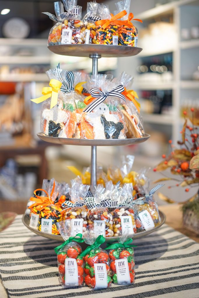 Zinc Cafe and Market, Fall Gifts, Cookies and Candies