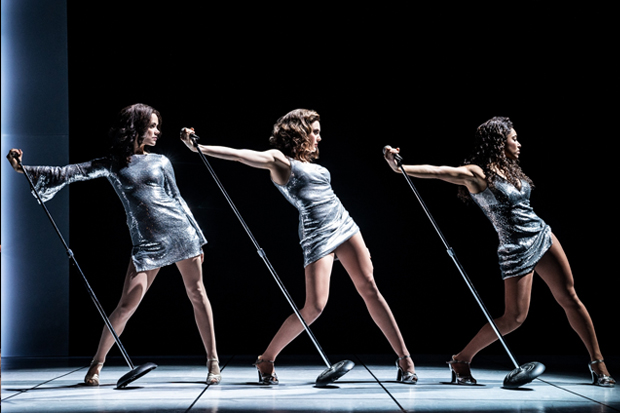 The Donna Summer Musical Silver Dresses