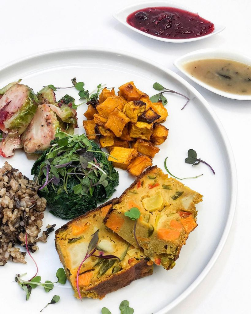 Hugo's Restaurant Thanksgiving Holiday Catering 2019: Vegan and Gluten Free Options