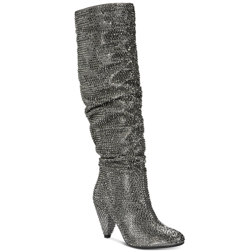 INC Women's Gerii Dress Boots, Created for Macy's