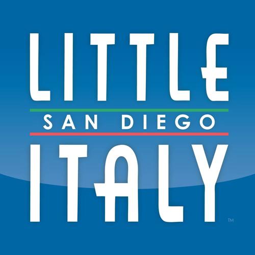 Little Italy San Diego Logo