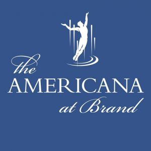 The Americana at Brand logo