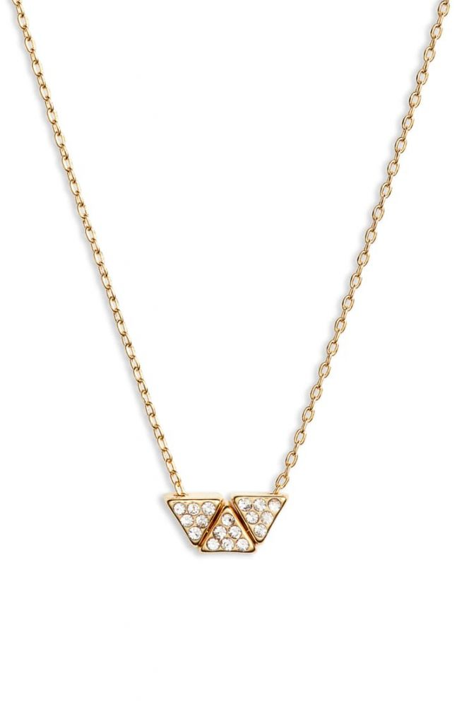 Uncommon James Triple Threat Triangle Necklace