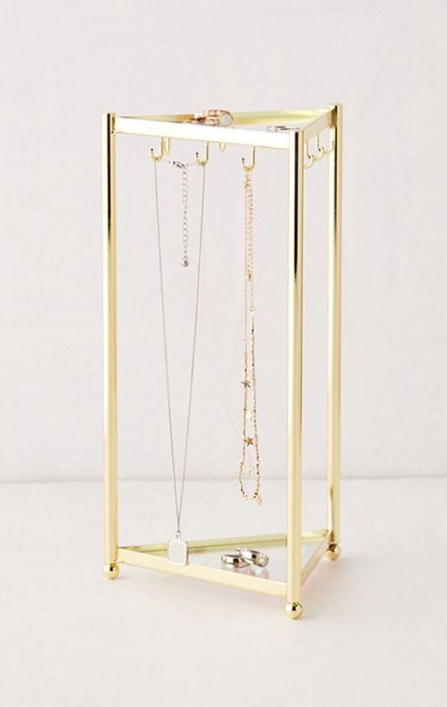 Urban Outfitters Gabriella Triangle Jewelry Stand