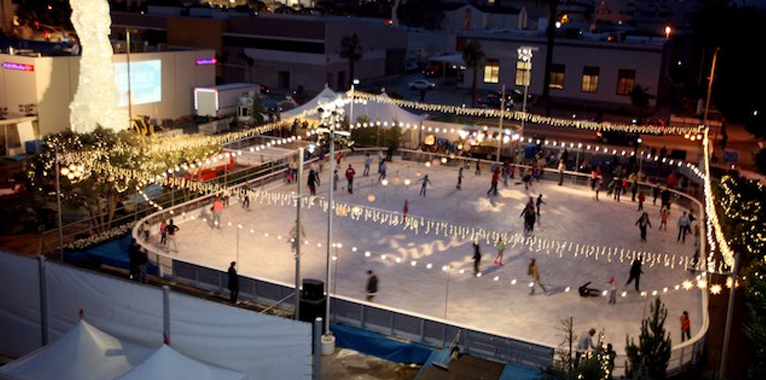 Ice Santa Monica, Ice Skating Rink