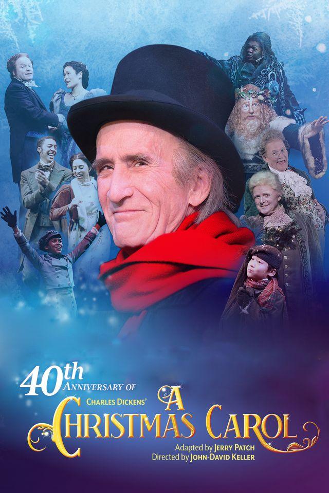 A Christmas Carol at South Coast Repertory 40th Anniversary