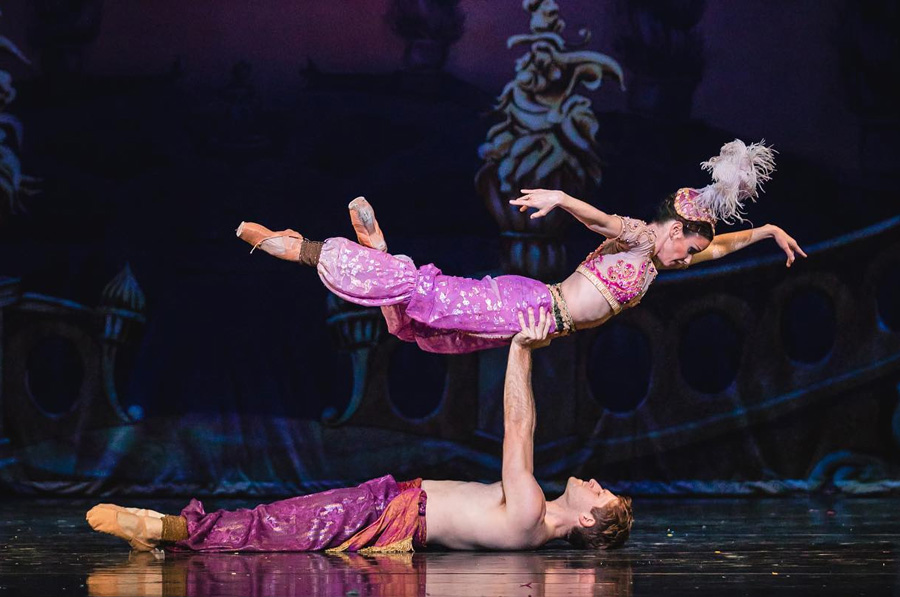 California Ballet Nutcracker at the San Diego Civic Theatre 2019