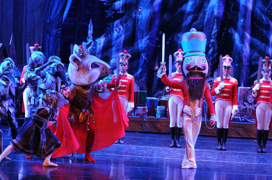 Festival Ballet Theatre, The Nutcracker at the Irvine Barclay 2019